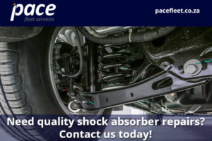 shock absorber replacement from Pace Fleet Services