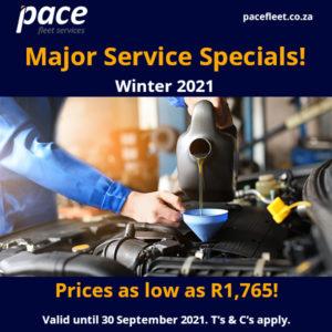 major service special winter 2021